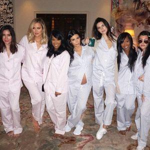 The Details Of Kim Kardashian West's Baby Shower