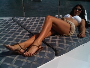 Legs Kim