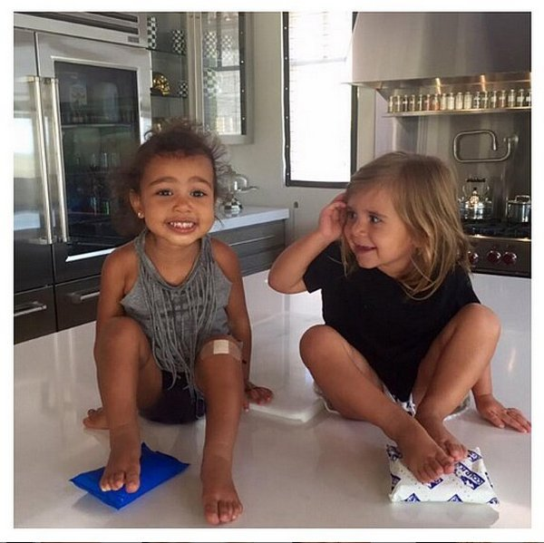 Pictures-North-West-Penelope-Disick