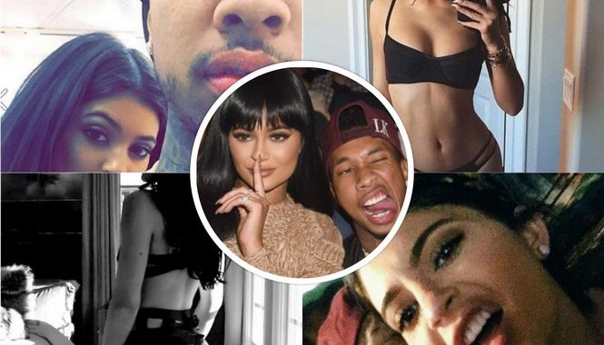 all sex positions kylie jenner tyga sex tape