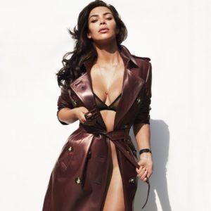 kim kardashian sexy gq