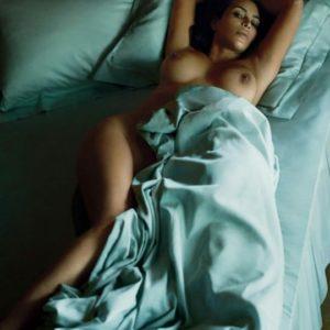 Kim Kardashian Sexy GQ Photoshoot 3