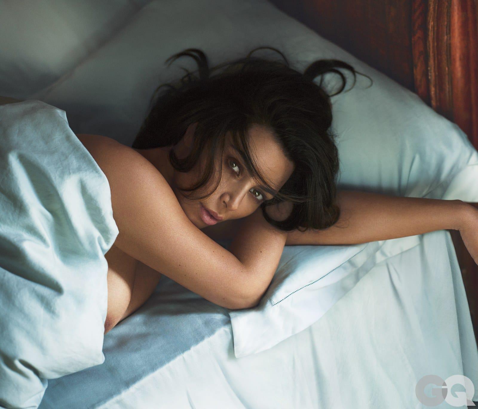 Kim Kardashian Sexy GQ Photoshoot 2