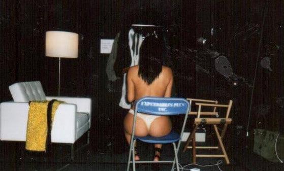 Kim Kardashian leaked dressing room pics (3)