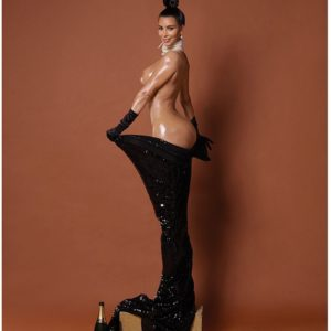 Kim Kardashian West   KardashianUnsealed 53