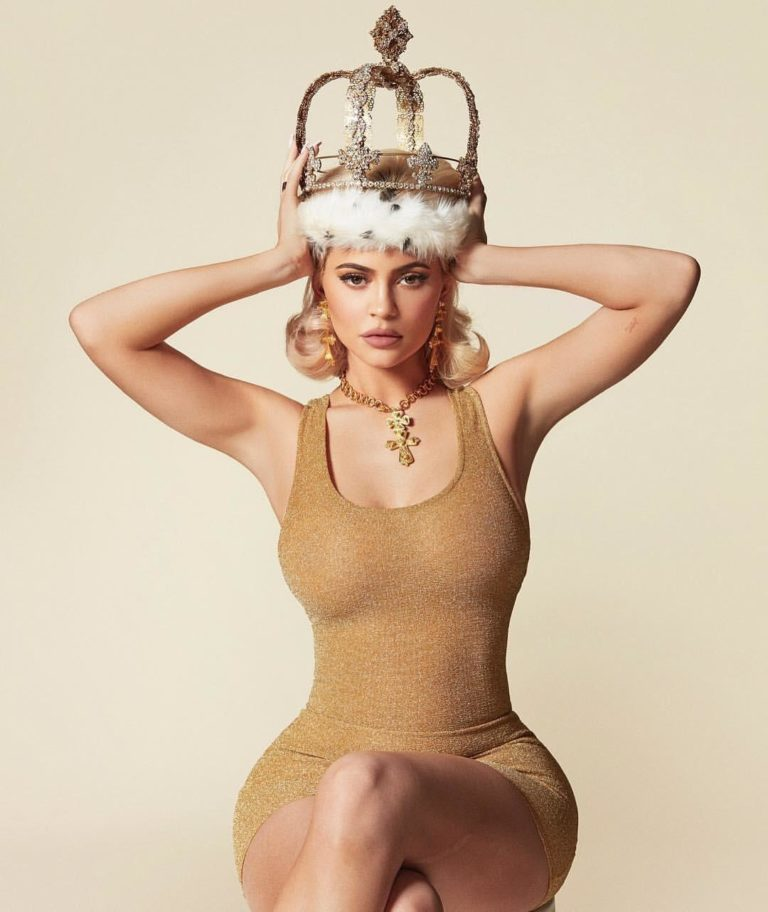 Kylie Jenner Queen